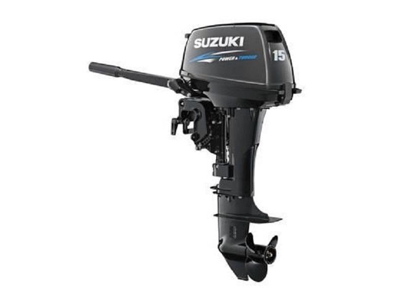 Suzuki - DT15AL